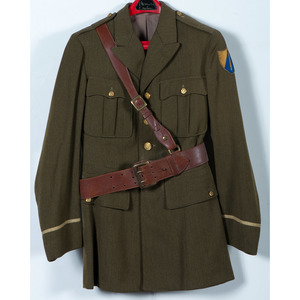 Pre-War Officer's Army Uniform