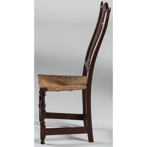 New England Queen Anne Side Chair