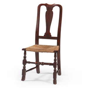 American Queen Anne Side Chair