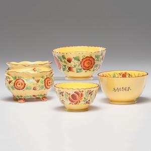 Canary Ware Bowls
