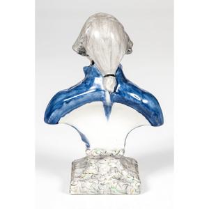 George Washington Staffordshire Bust