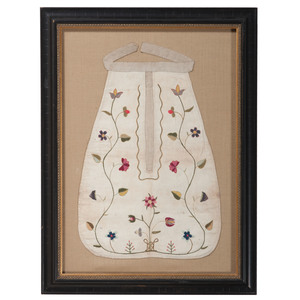 Crewelwork Woman's Pocket