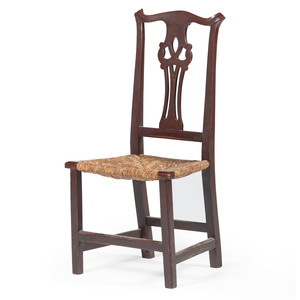 American Chippendale Side Chair