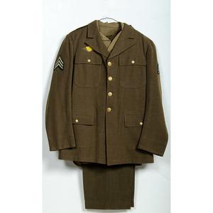 U.S. WWII Sergeant's Jacket
