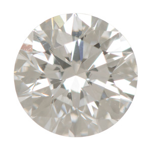 GIA Certified 0.62 Carat Round Brilliant Cut Diamond