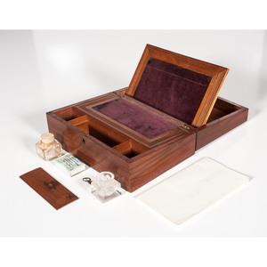 Mahogany Lap Desk