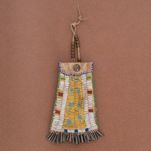 Ute Beaded Hide Strike-a-Light