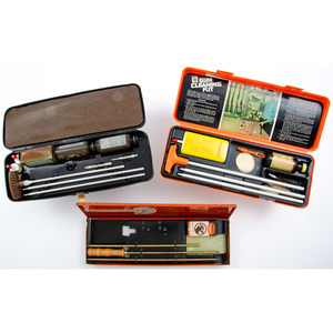Collector Gun Cleaning Kits