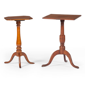 Federal Candle Stands