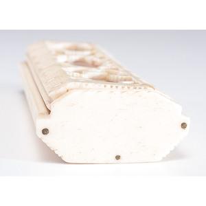 Bone Valentine Snuff Box