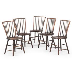 Rodback Windsor Chairs