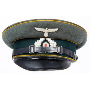 German M35 Cavalry/Reconnaisance Enlisted Dress Cap