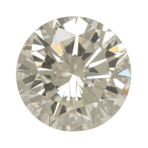 GIA Certified 4.79 Carat Round Brilliant Cut Diamond
