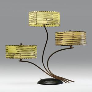 Majestic Fiberglass Lamp