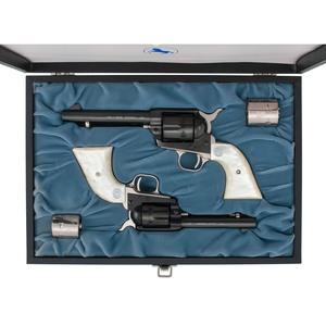 Pair of Nevada Centennial Colt Single-Action Revolvers