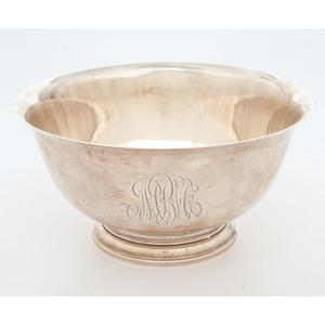 Gorham Sterling Revere Bowl