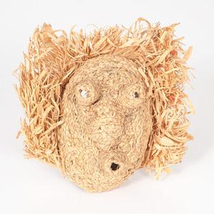 Haudenosaunee Miniature Corn Husk Mask