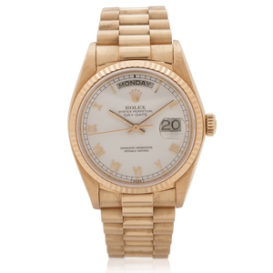 Rolex Oyster Perpetual Day-Date in 18 Karat Yellow Gold Ca. 1977