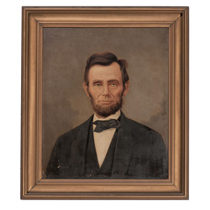 Portrait of Abraham Lincoln, 1894