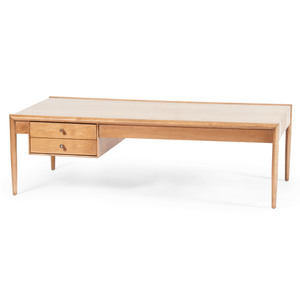 Barney Flagg for Drexel, Parallel Coffee Table