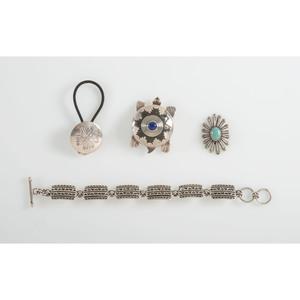 Navajo Silver Trinkets