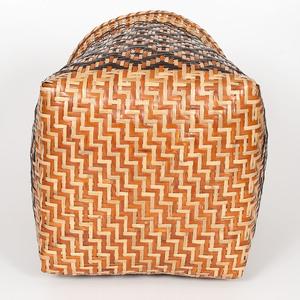 Ava Wolfe (Cherokee, 1922-2004) Rivercane Basket