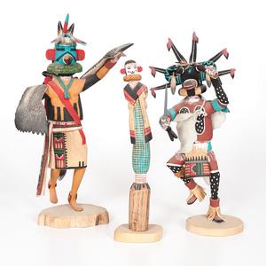 R. Duwyenie (Hopi, 20th century) Katsinas