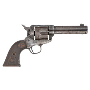 Colt Single Action Revolver Black Powder