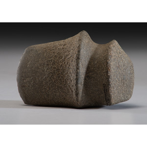 A Granite 3/4 Grooved Axe, 4-1/4 in.