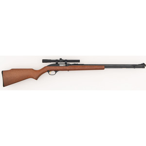 * Marlin Model 5 Rifle with Factory Scope