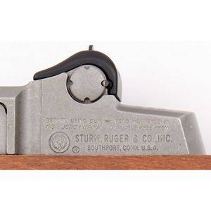 * Ruger Mini Mag Ranch Rifle