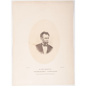 The Latest (and Last) Photograph of Abraham Lincoln by H.F. Warren