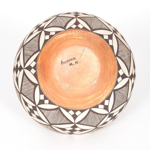 Acoma Pottery Jar, From the Collection of Charles McNutt, Sr.