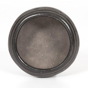 Petra Montoya Gutierrez (Santa Clara, b. 1905) Blackware Pottery Bowl, From the Collection of Charles McNutt, Sr.