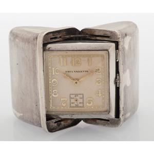 Paul Vallette Travel Clock