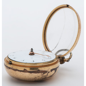 Laurence Dalgleish Pair Case Pocket Watch Ca. 1800