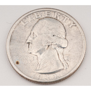 United States Washington Quarter 1932-D