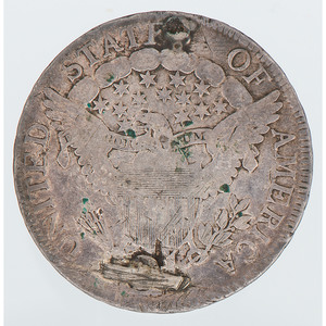 United States Draped Bust Half Dollar 1806
