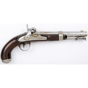 Model 1836 A.W Waters & Co Pistol