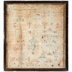 Pictoral Sampler, 1814
