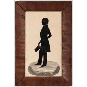 Silhouettes of Gentlemen