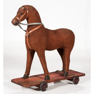 Hobby Horse Pull Toy