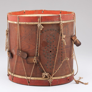 Civil War Era Snare Drum
