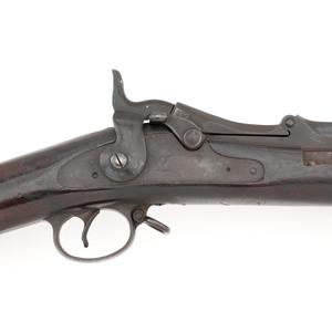 US Model 1888 Trapdoor Pressure Test Rifle