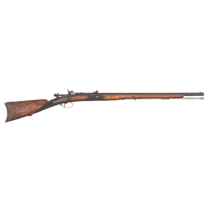 Charles Lenders Patent Breechloading Percussion Military-Style Rifle