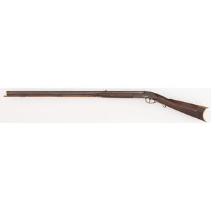 Mule Ear Pellet Primer Rifle By J. Medbery Rochester New York