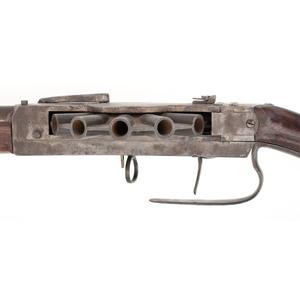 Horizontal Percussion Turret Rifle