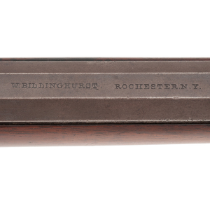 Billinghurst Pill Lock Revolving Half-Stock Sporting Rifle