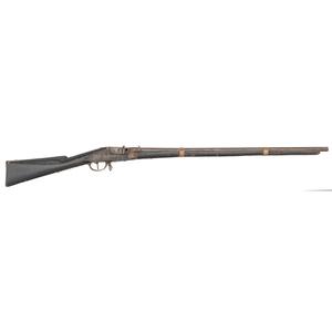 Revolving Horizontal Turret Rifle