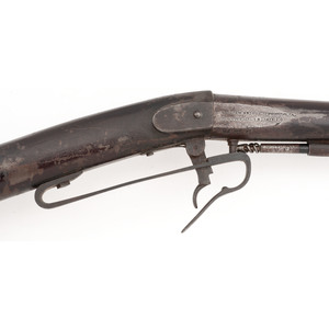 All Metal Percussion Shotgun By William Briggs Norristown PA